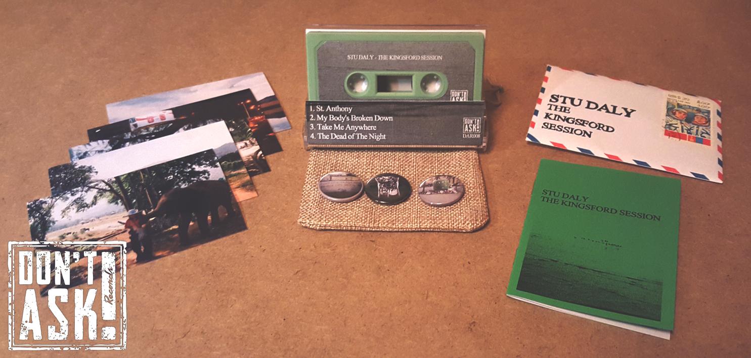 Stu Daly tape