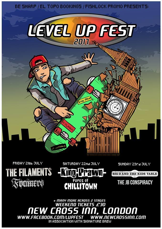 Level Up Fest